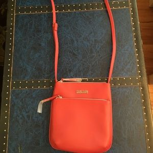 Red purse from Kenneth Cole
